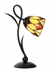 Tiffany Tischlampe Lovely Parabola small