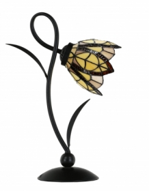 Tiffany Tischlampe Lovely Flow Souplesse small