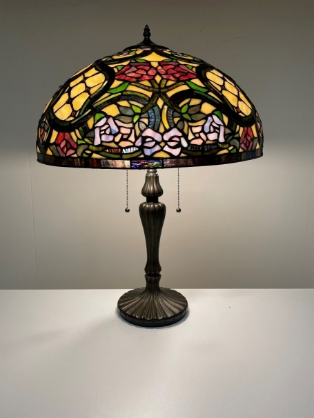 Tiffany Tischlampe Floreale 50/5813